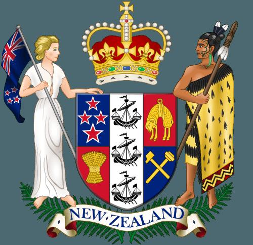 Wappen von Neuseeland